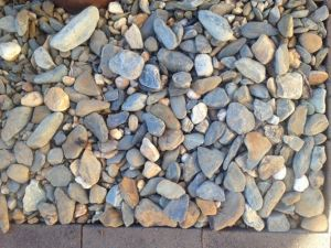 50mm Blue River Stone