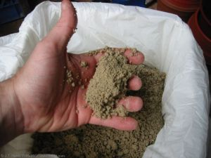 Bagged Cement Mixes